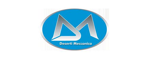 logo deserti meccanica
